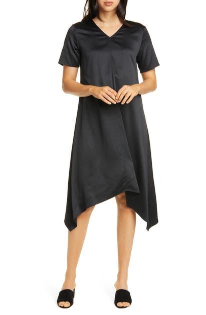 Eileen Fisher Dresses HANDKERCHIEF HEM SHIFT DRESS