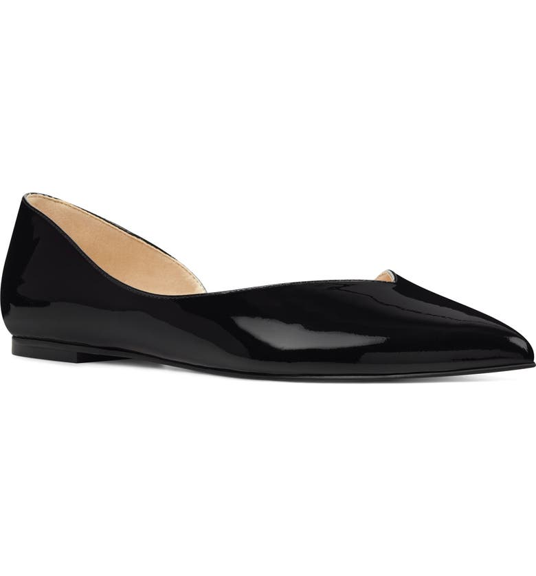 NINE WEST Aryn Skimmer Flat, Main, color, 001