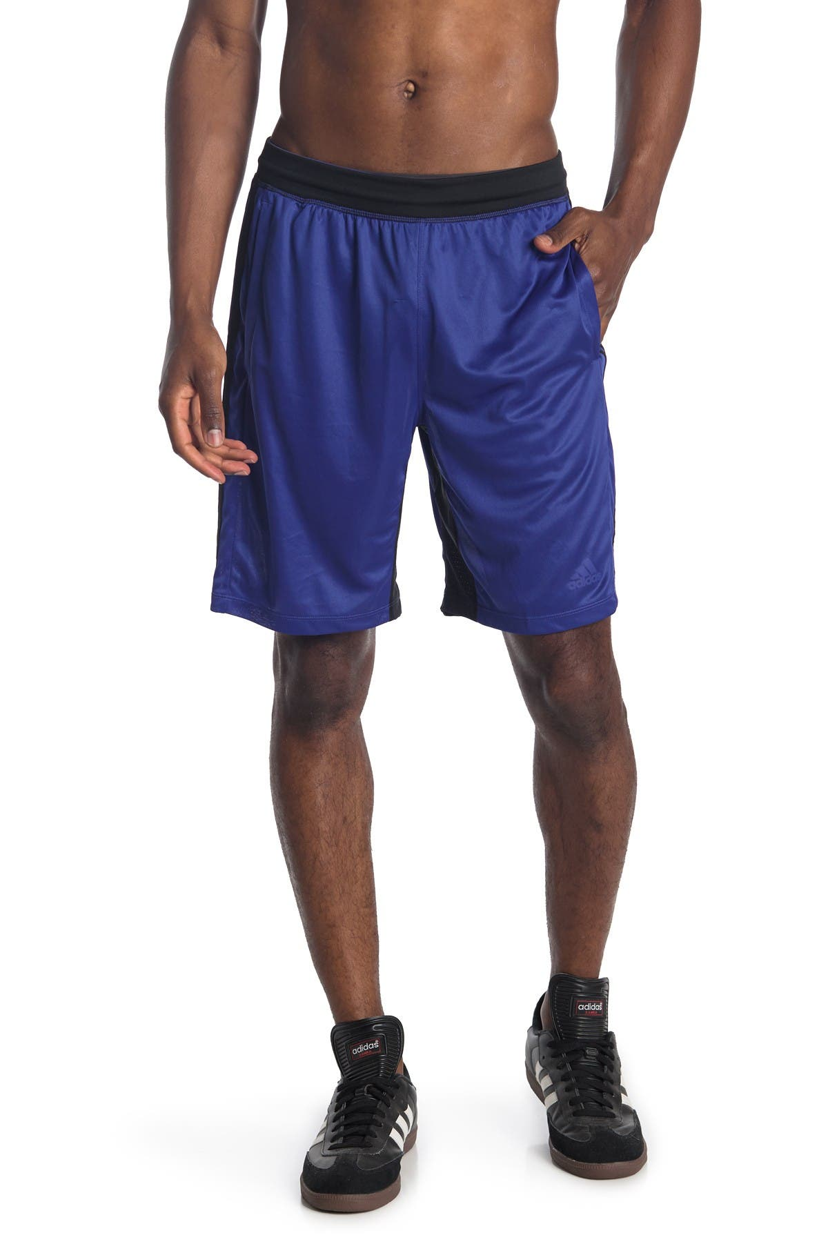 Image of adidas 3-Stripe Soft Training Shorts