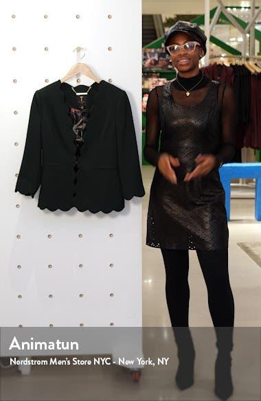 Furna Scalloped Jacket, sales video thumbnail