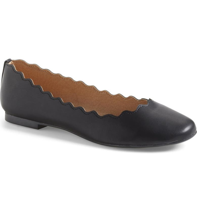 ATHENA ALEXANDER 'Toffy' Ballet Flat, Main, color, 001