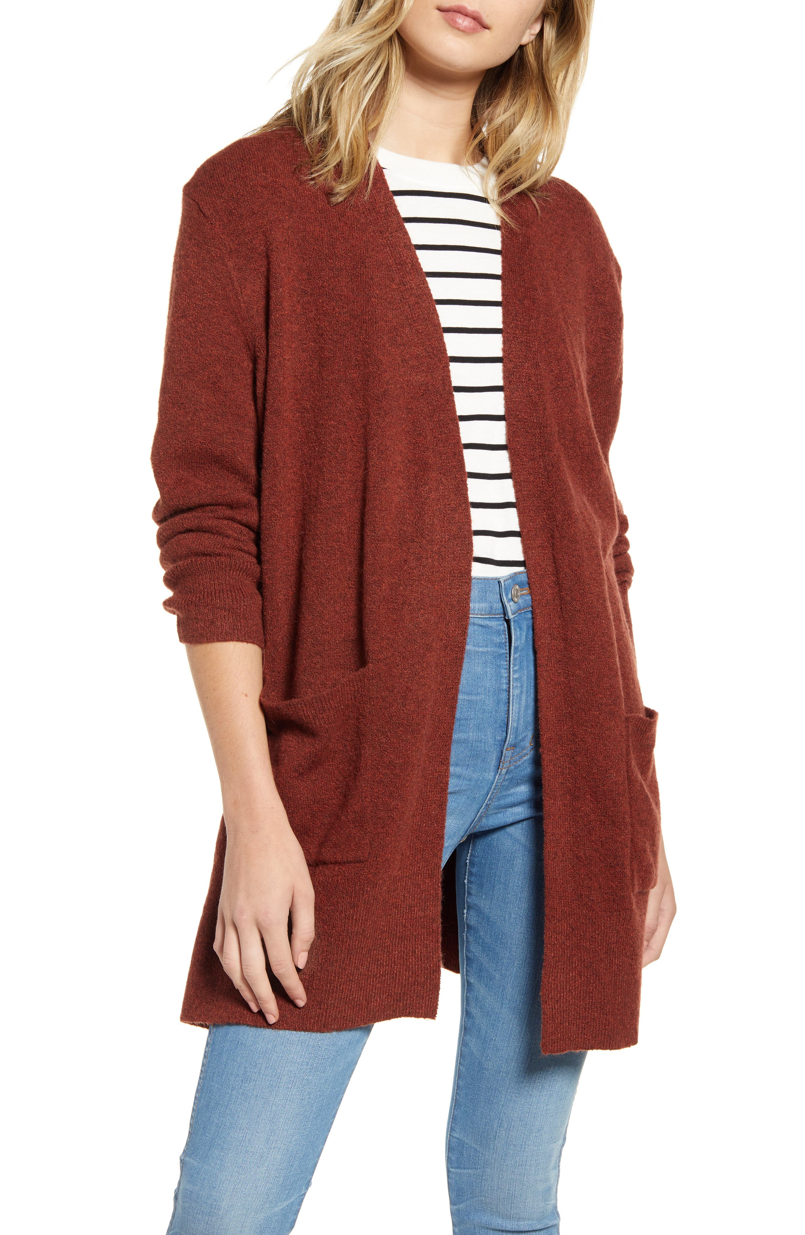 Madewell Kent Cardigan Sweater (Regular & Plus Size)