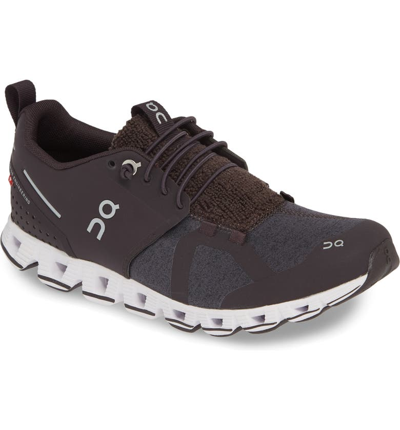 ON RUNNING Cloudterry Sneaker, Main, color, PEBBLE