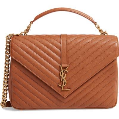 Saint Laurent Medium College Shoulder Bag -