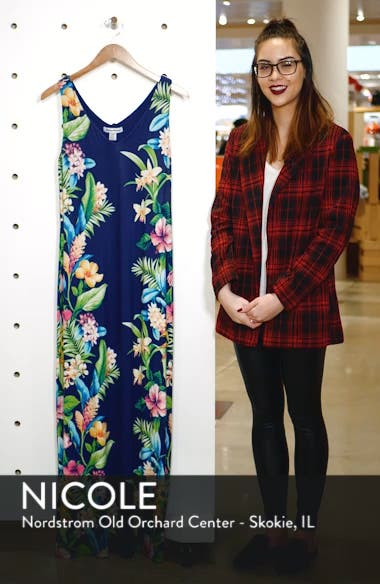 Tropicalia Maxi Dress, sales video thumbnail
