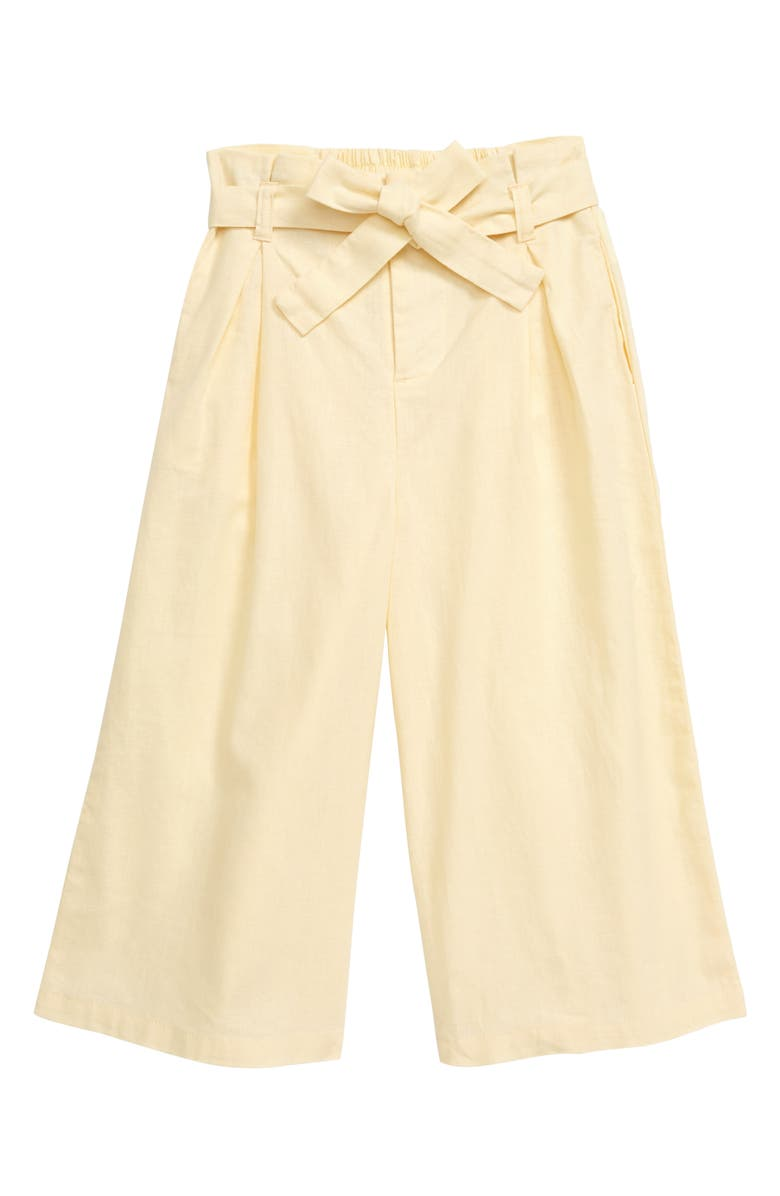 SEED HERITAGE Jan Linen Culottes, Main, color, 700