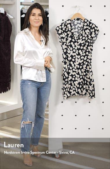 Concord Button Front Dress, sales video thumbnail