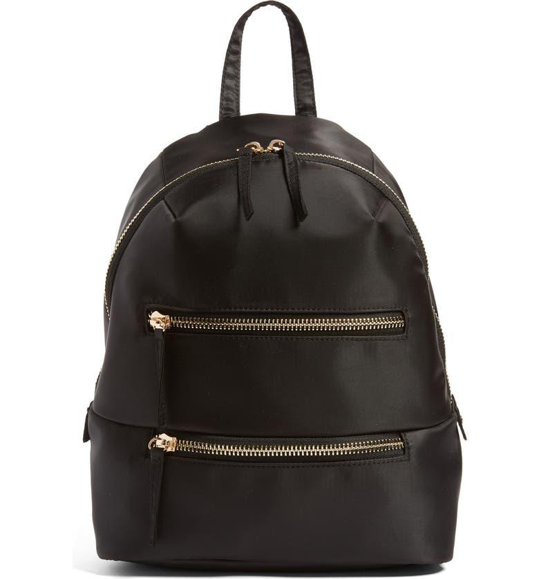 BP. Nylon Backpack, Main, color, 001