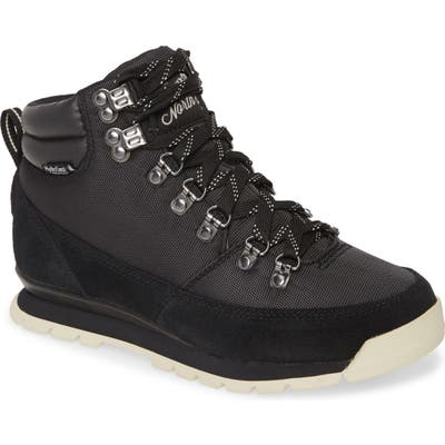 The North Face Back To Berkeley Redux Waterproof Bootie, Black