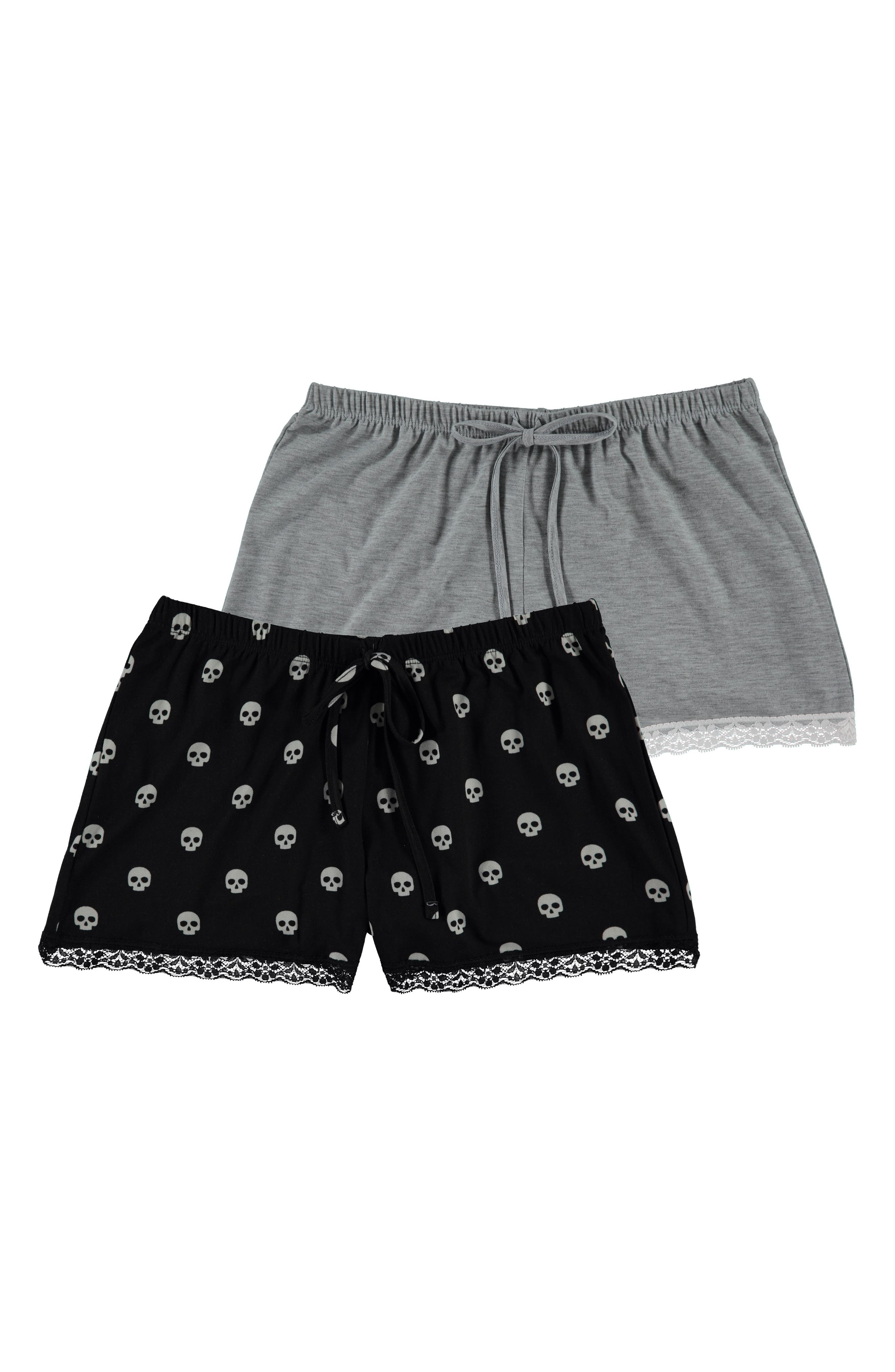Assorted 2-Pack Lounge Shorts