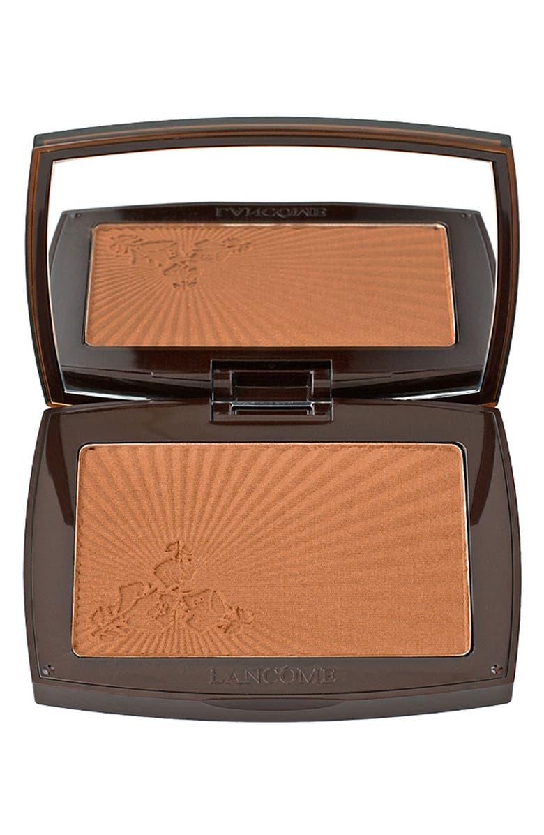 LANCÔME Star Bronzer Natural Glow Long Lasting Bronzing Powder, Main, color, SOLAIRE (SHIMMER)