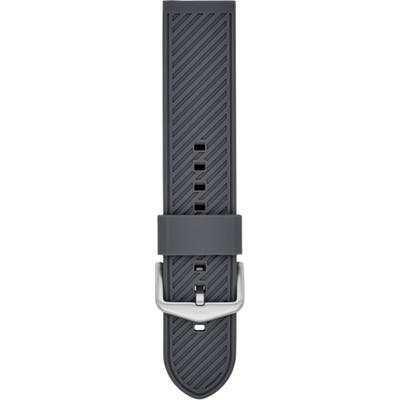 Fossil 22Mm Silicone Watch Strap