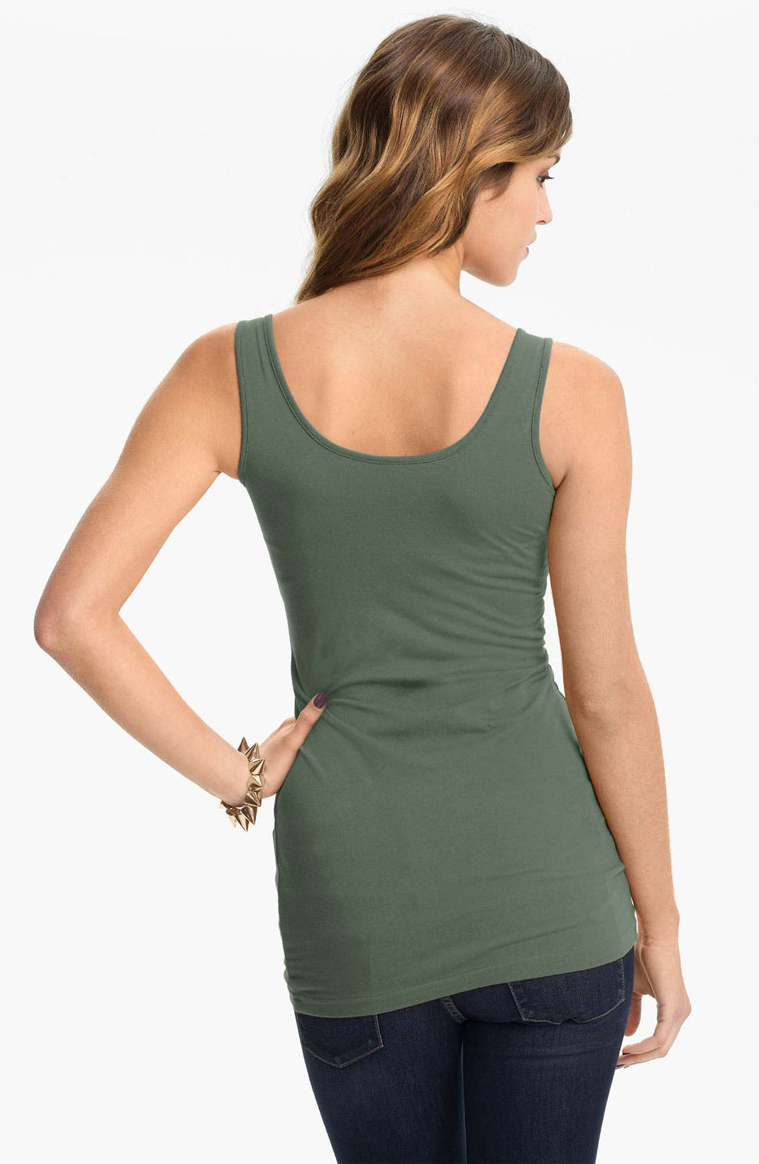 ,                             Double Scoop Neck Tank,                             Alternate thumbnail 112, color,                             304