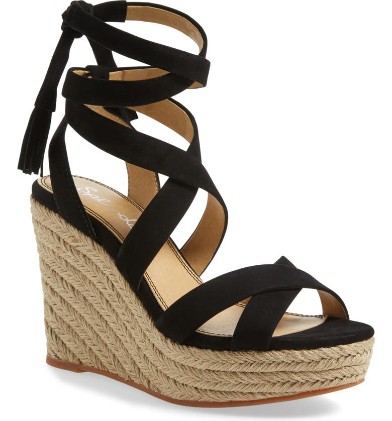 SPLENDID Janice Espadrille Wedge Sandal, Main, color, 013