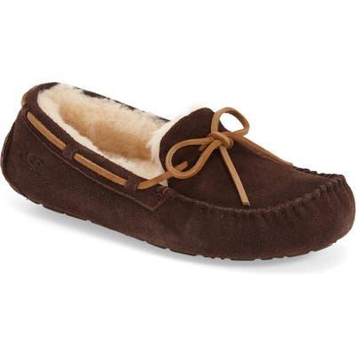 UGG Olsen Moccasin Slipper, Brown