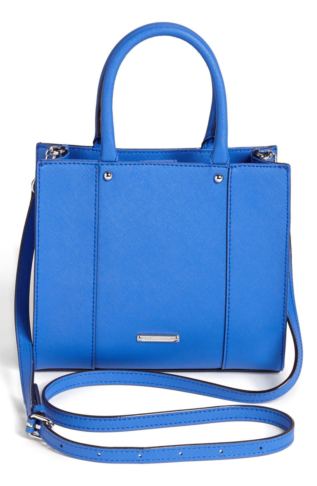 ,                             'Mini MAB Tote' Crossbody Bag,                             Alternate thumbnail 70, color,                             430