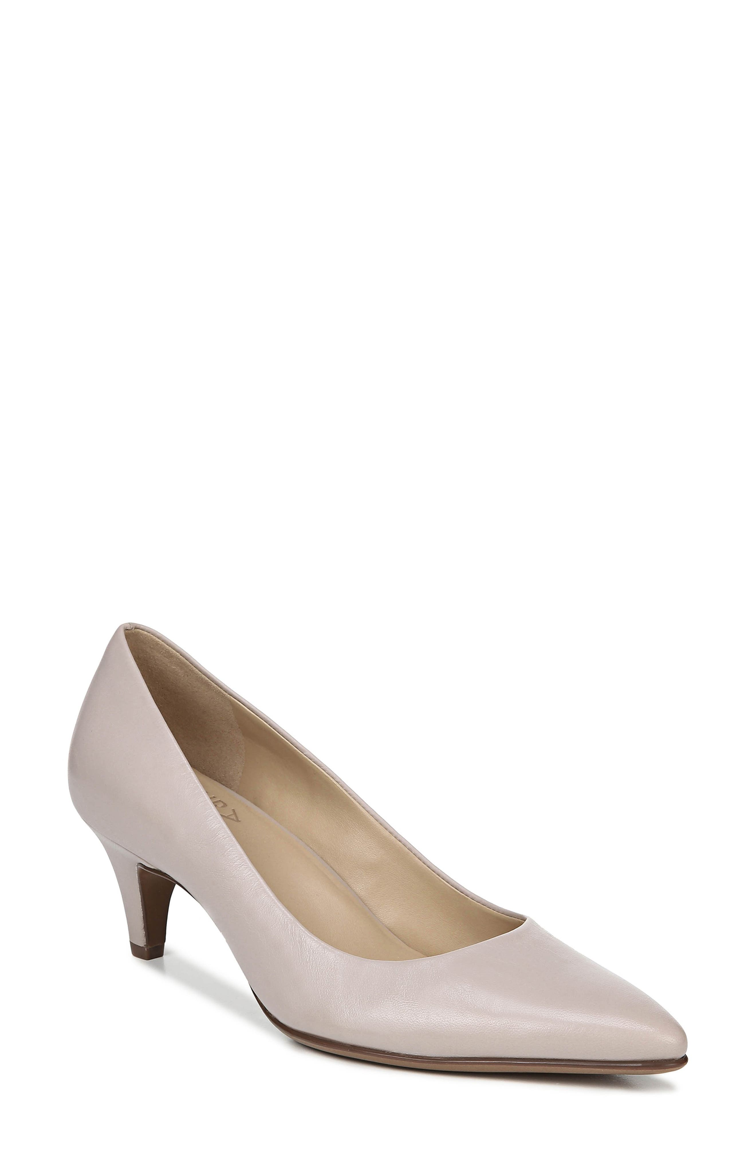 Naturalizer Beverly Pump- Grey