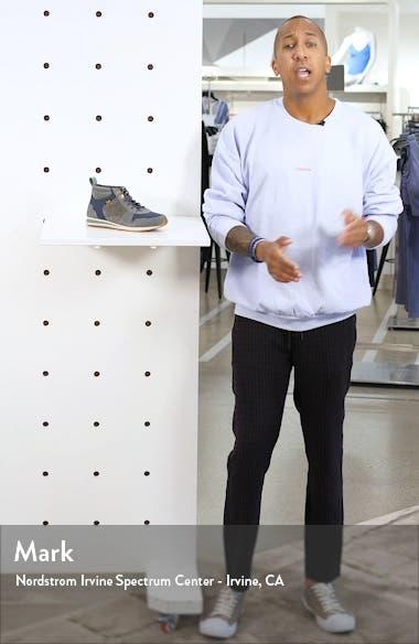 Highside 84 Mid Top Sneaker, sales video thumbnail