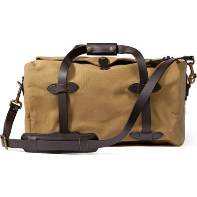 Filson Small Duffle Bag - Brown
