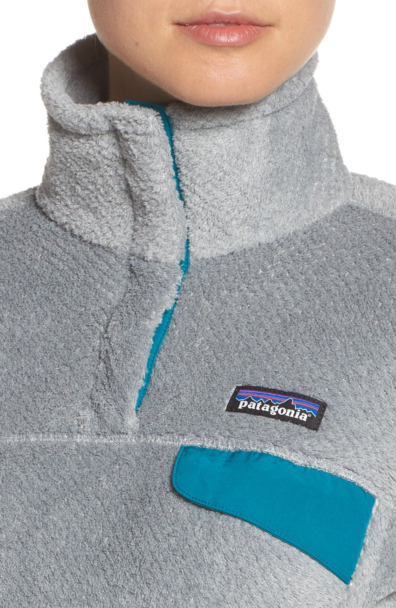 ,                             Re-Tool Snap-T<sup>®</sup> Fleece Pullover,                             Alternate thumbnail 14, color,                             030