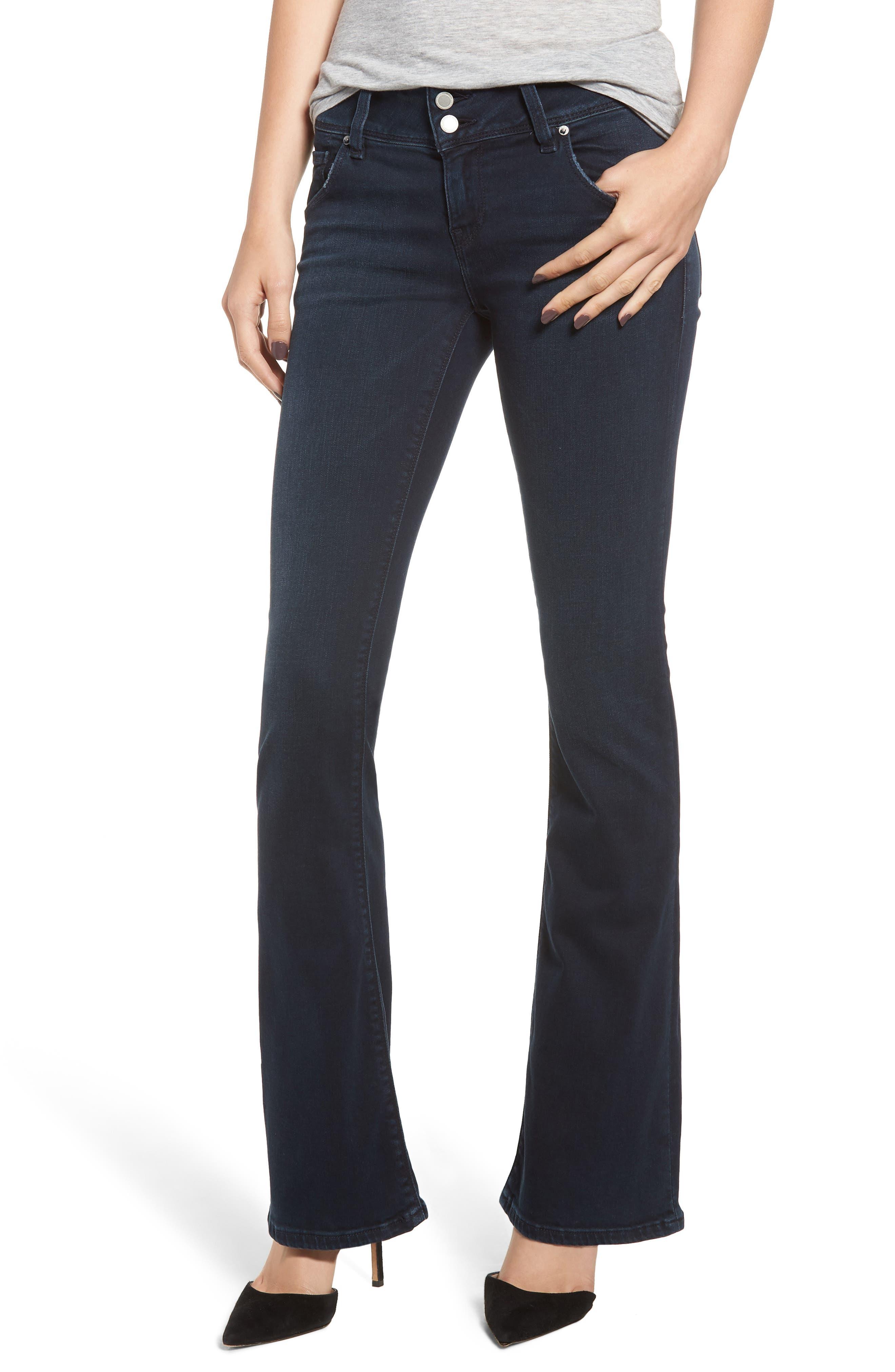 Petite Women's Hudson Jeans Signature Bootcut Jeans
