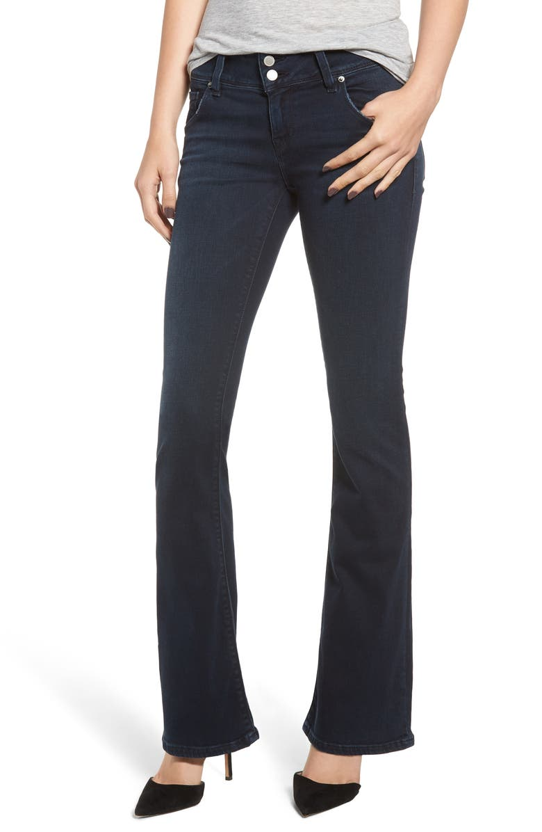 HUDSON JEANS Signature Bootcut Jeans, Main, color, DOWN N OUT