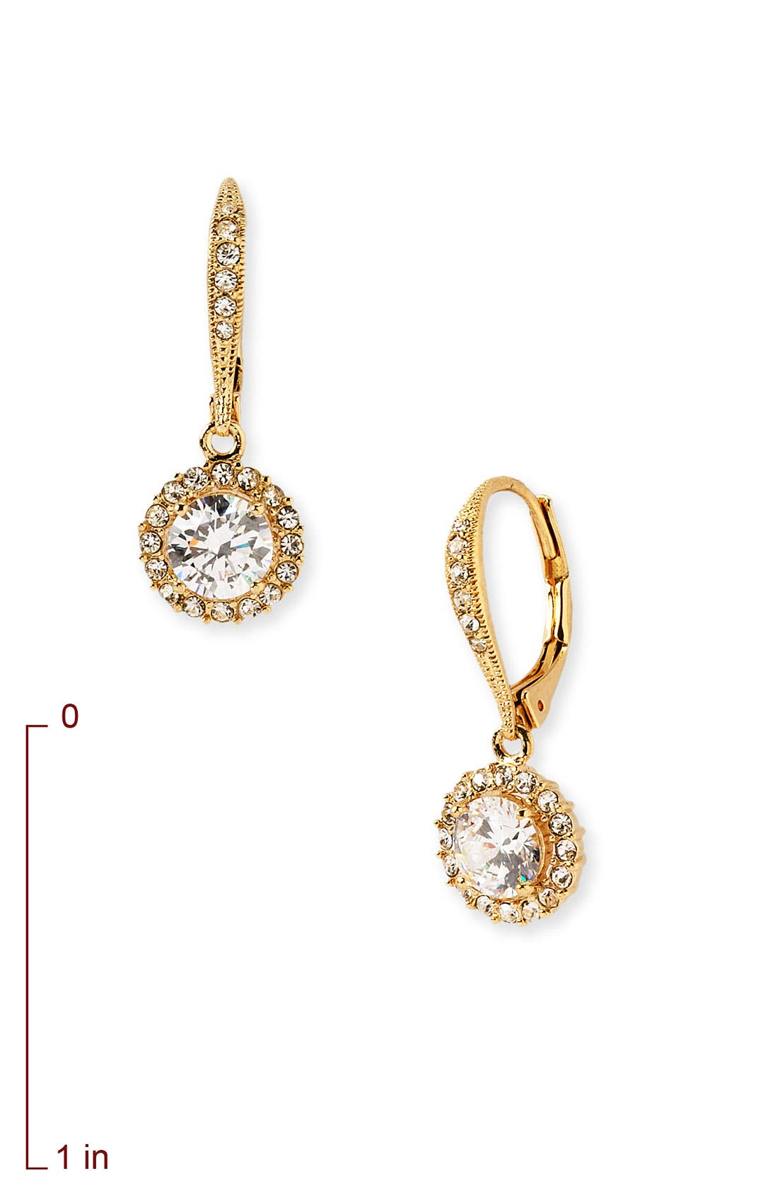,                             Cubic Zirconia Drop Earrings,                             Alternate thumbnail 31, color,                             710