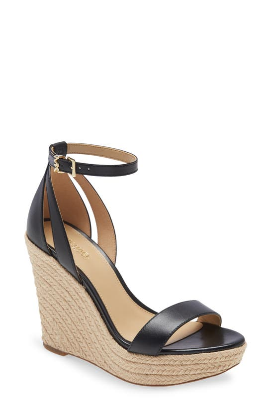 Michael Michael Kors KIMBERLY ESPADRILLE WEDGE