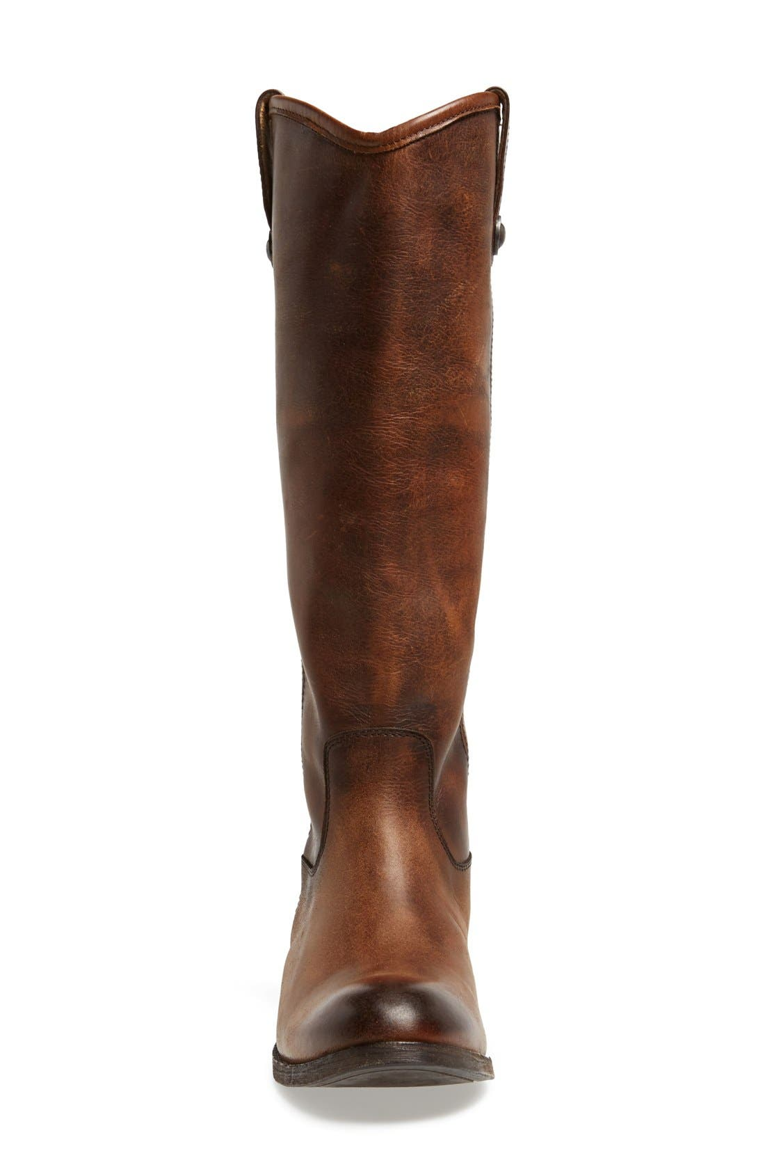 ,                             'Melissa Button' Leather Riding Boot,                             Alternate thumbnail 9, color,                             248