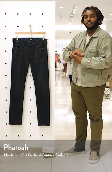 Transcend - Lennox Slim Jeans, sales video thumbnail