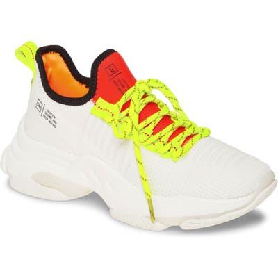 Steve Madden MAC Sneaker- White
