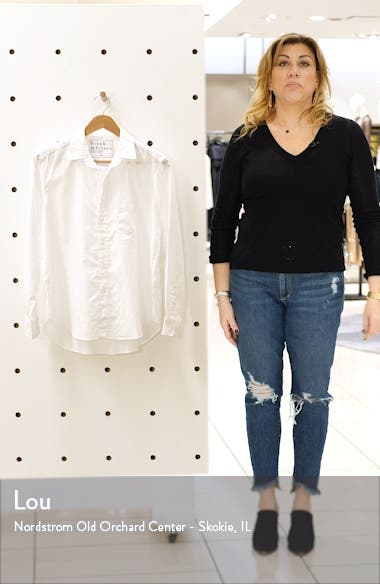 Eileen Casual Cotton Shirt, sales video thumbnail