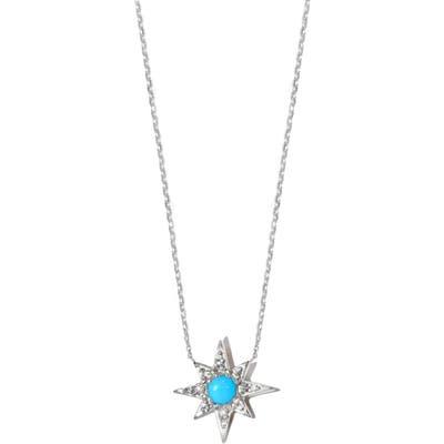 Anzie Mini Starburst Necklace