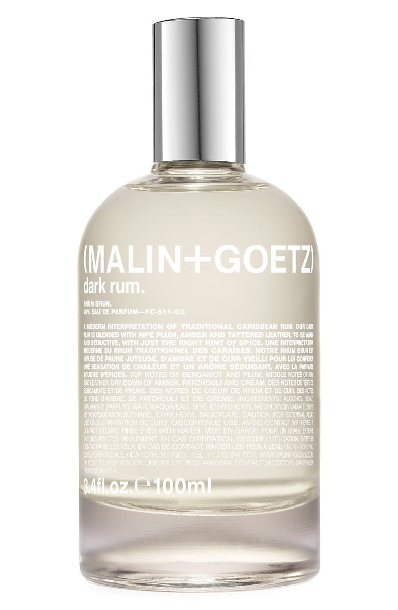 MALIN+GOETZ Dark Rum Eau de Parfum, Main, color, 000