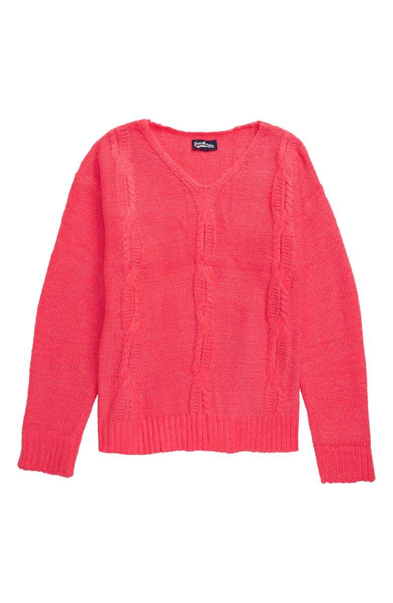 Cable Sweater by Freshman