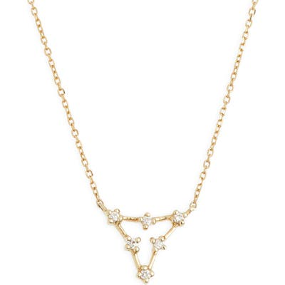 Dana Rebecca Designs Ava Bea Triangle Necklace