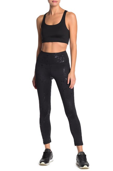 Image of Z By Zella High Waist Daily Foil Print Leggings