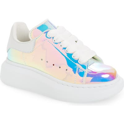 Alexander Mcqueen Fantasy Platform Sneaker