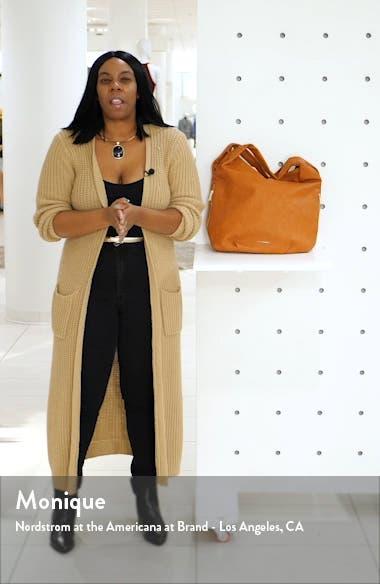 Love Success Vegan Leather Hobo, sales video thumbnail