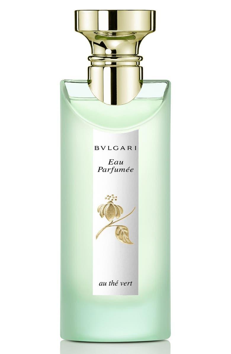 BVLGARI 'Eau Parfumée au thé vert' Eau de Cologne Spray, Main, color, NO COLOR