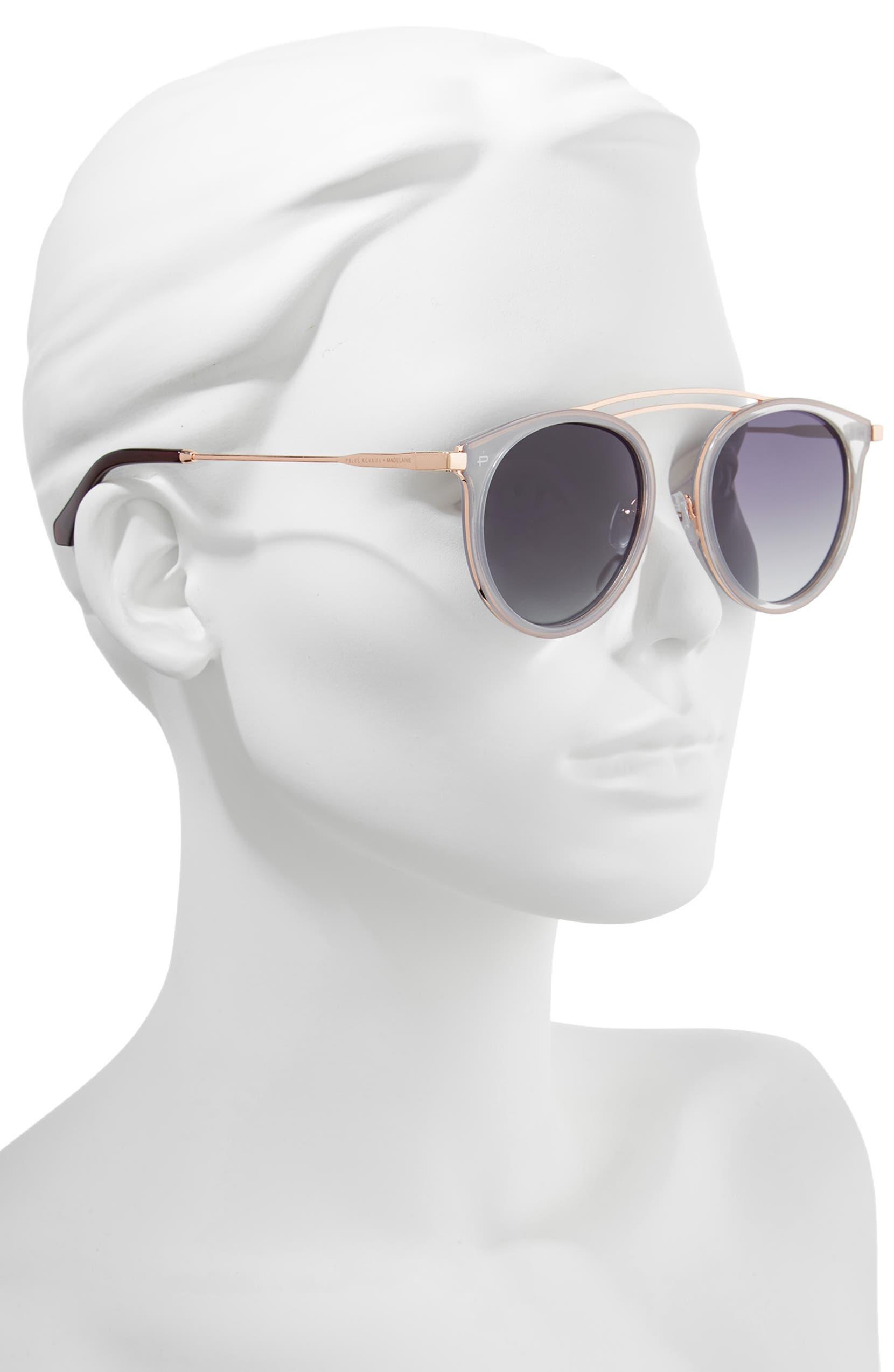 078f3318dc Privé Revaux x Madelaine Petsch The Rogue 50mm Sunglasses