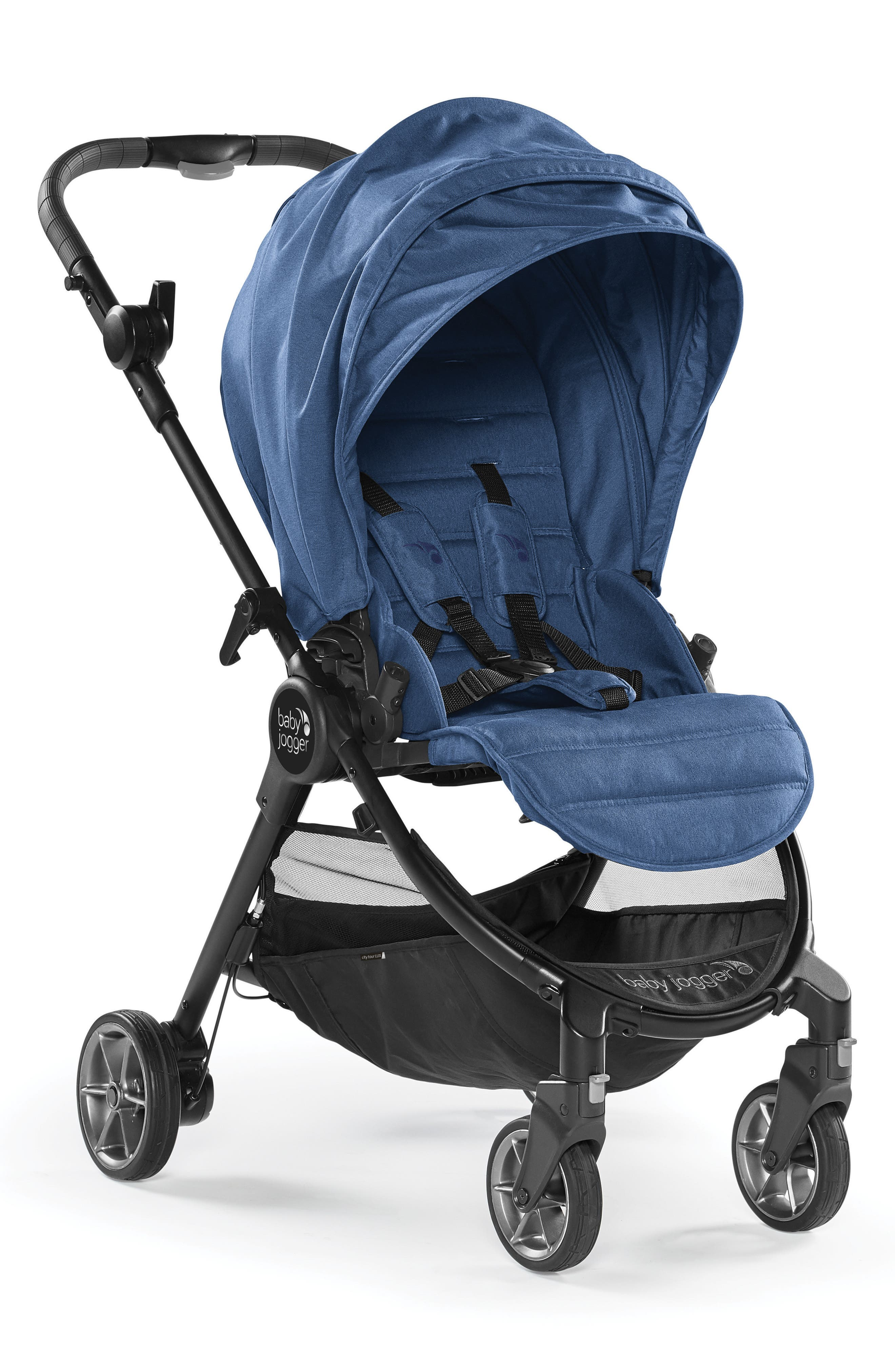 Infant Baby Jogger City Tour(TM) Lux 2018 Folding Stroller Size One Size  Blue
