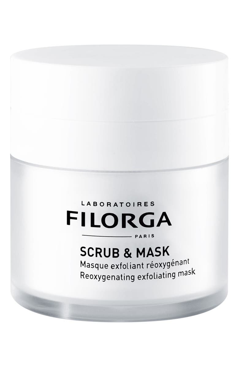 FILORGA Dual-Action Exfoliating Scrub, Main, color, NO COLOR