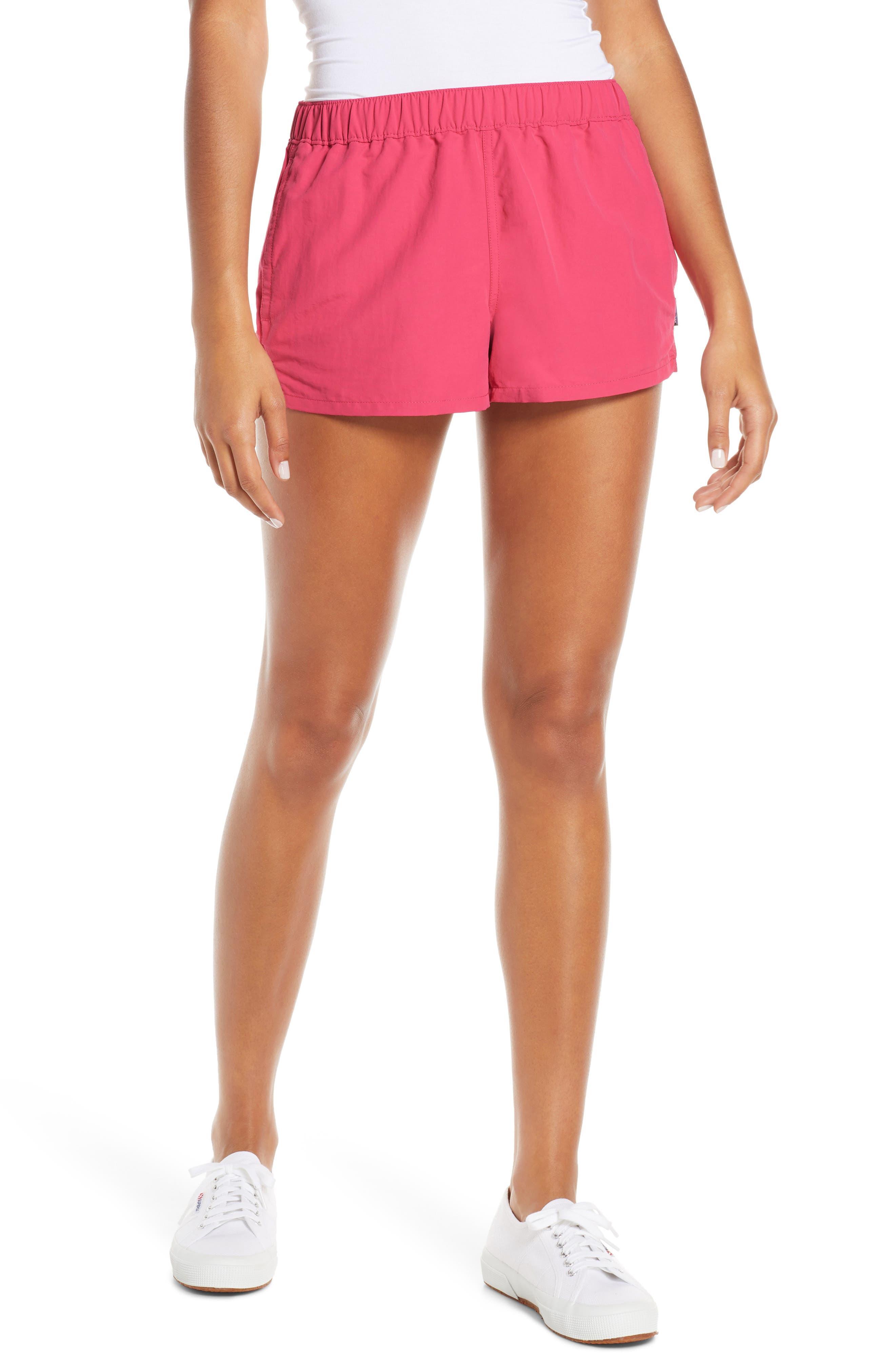 Patagonia Barely Baggies Shorts, Pink