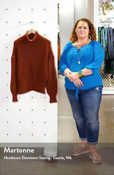 Apula Turtleneck Sweater, sales video thumbnail