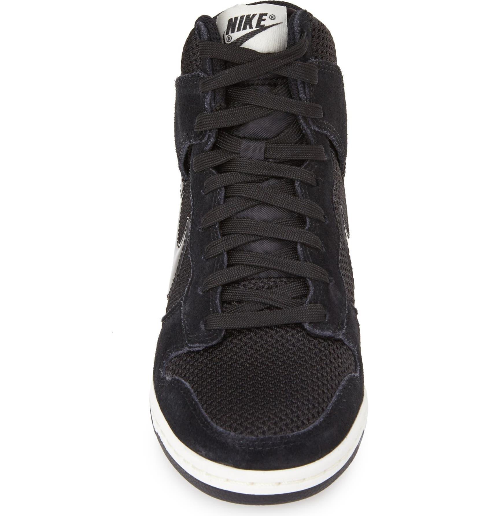 official photos 4bc36 5fd94 Nike  Dunk Sky Hi - Essential  Wedge Sneaker (Women)   Nordstrom