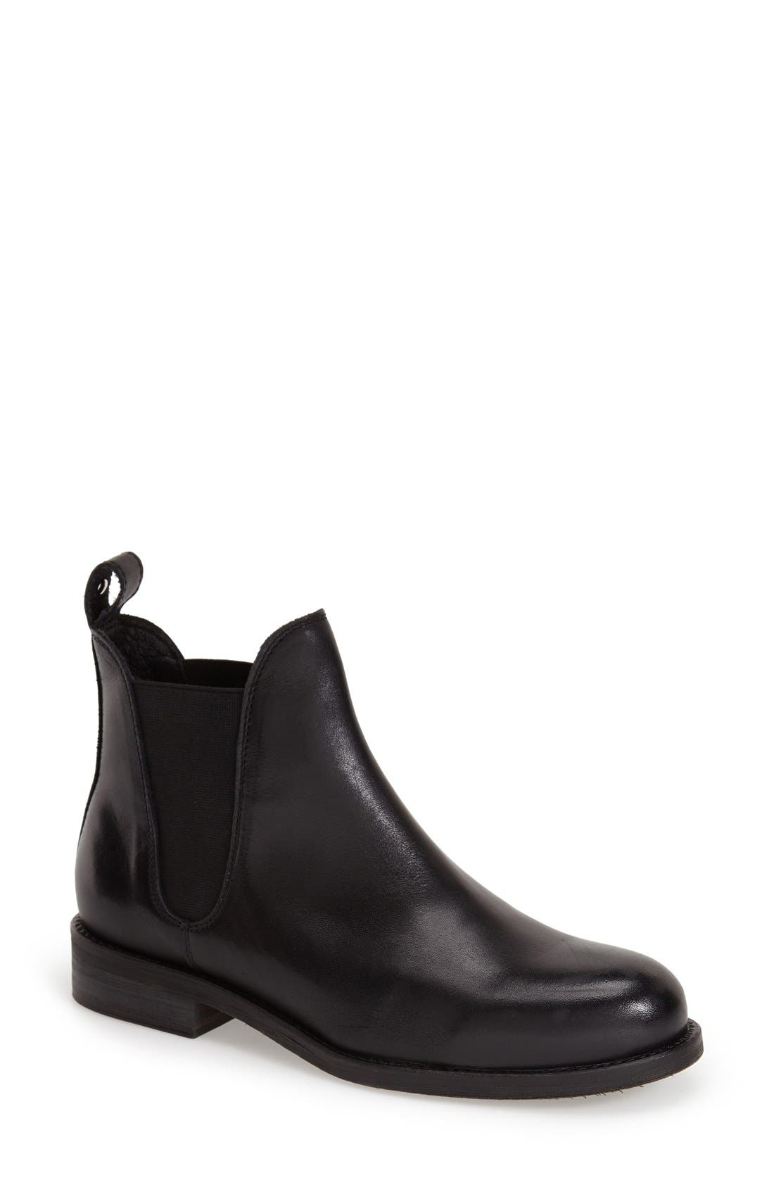 ,                             'Royce' Chelsea Boot,                             Main thumbnail 5, color,                             001