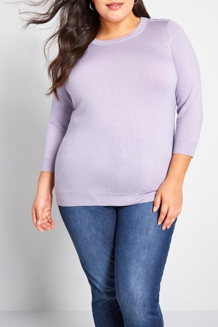 Image of MODCLOTH Charter School Pullover Sweater