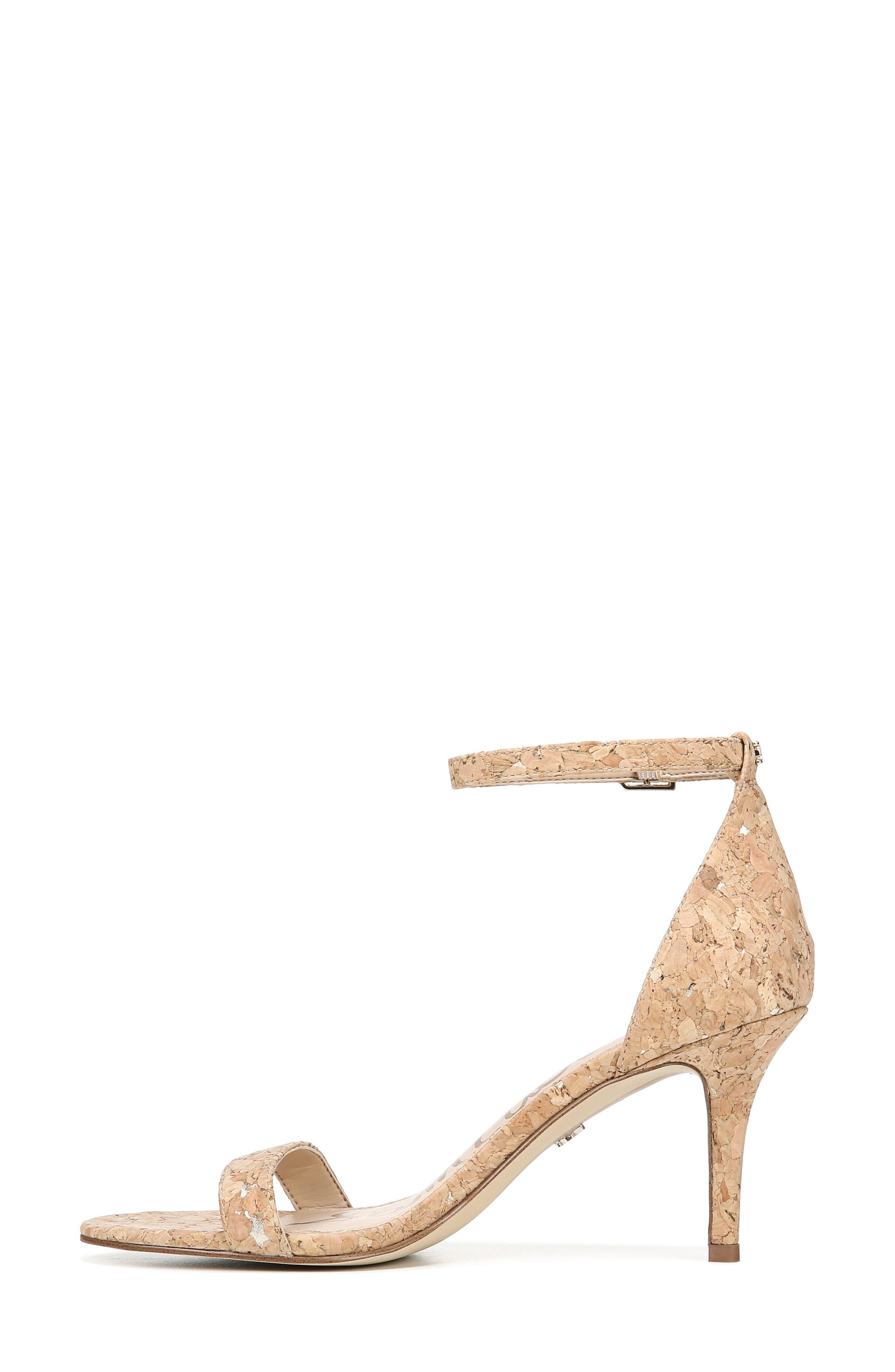 ,                             'Patti' Ankle Strap Sandal,                             Alternate thumbnail 87, color,                             251