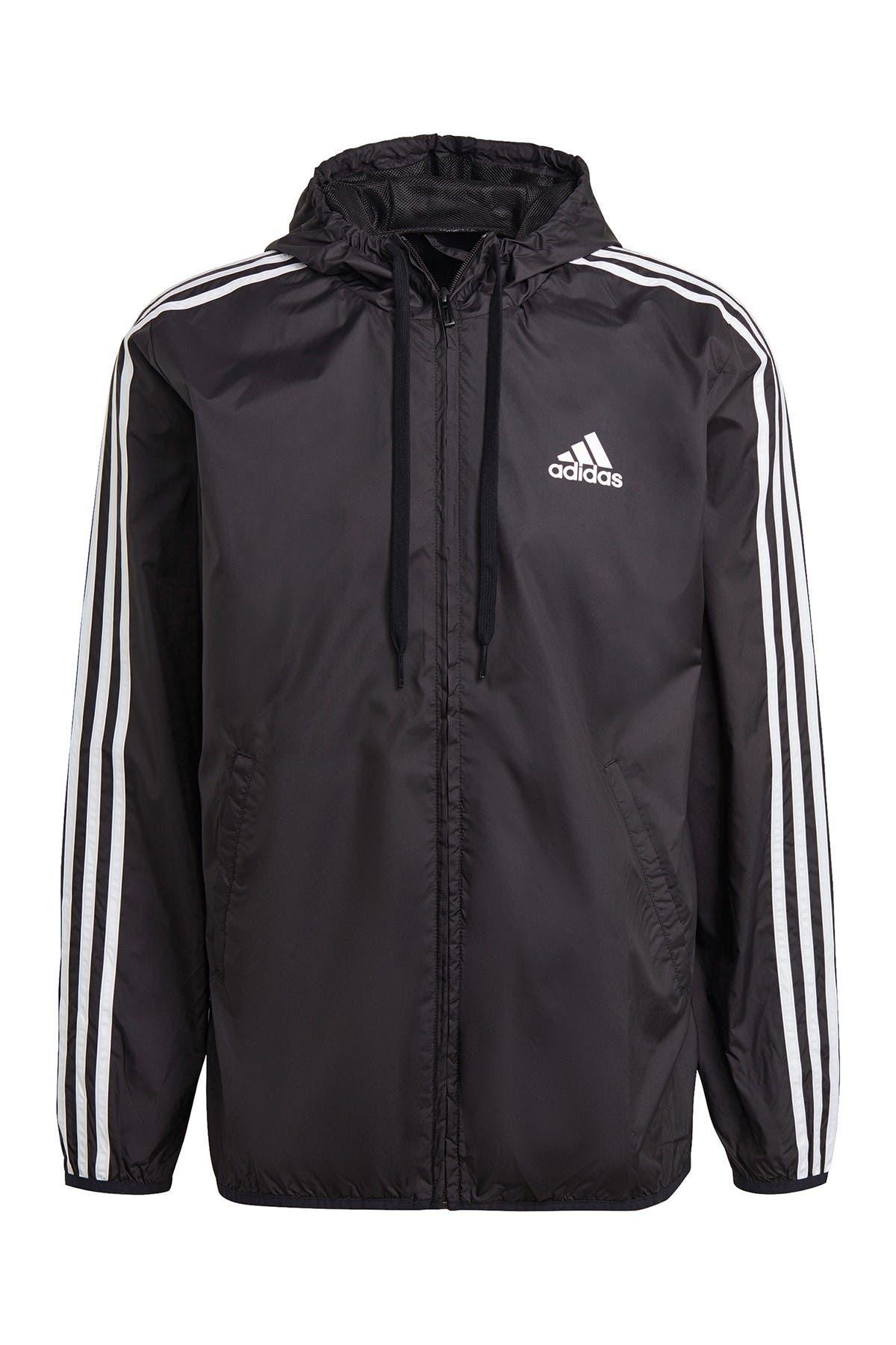 Image of adidas Windbreaker Hooded Jacket